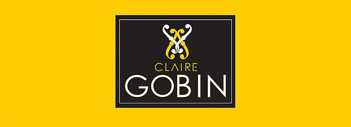 logo design and brand identity claire gobin