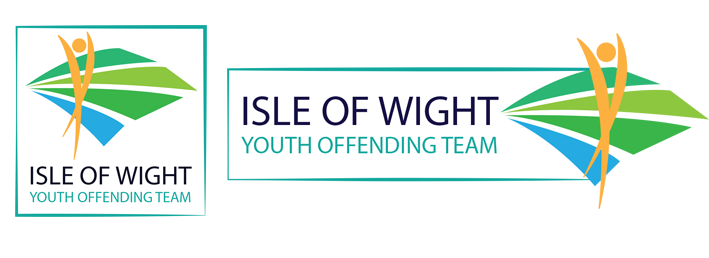 logo design and brand identity isle of wight youth offending team